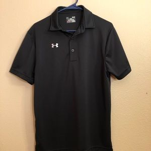 Under Armour Loose Fit Heat Gear Mens Shirt Small